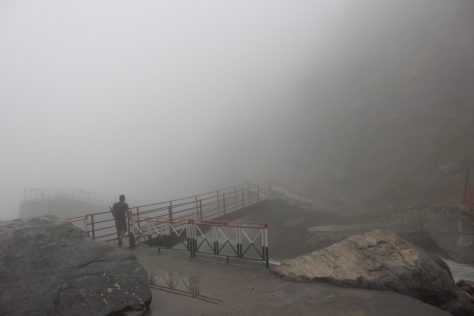 Coming back to govindghat from ghangaria